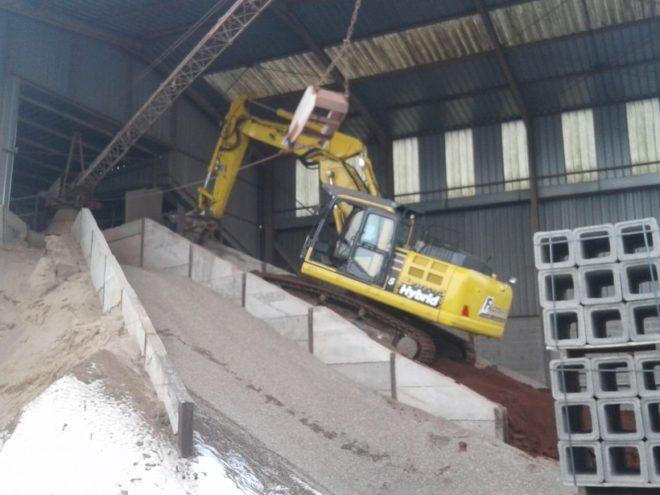Désengorgement-de-silo-à-béton