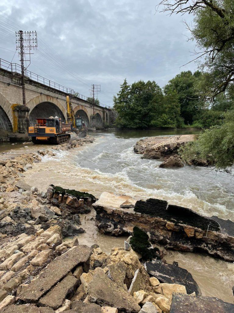 barrage a Conflandey1